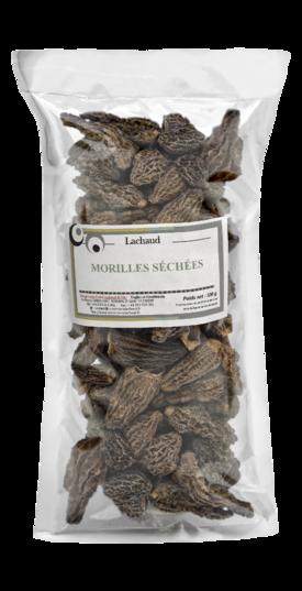 Morilles s ch es les condiments s ch s conserverie lachaud - Cuisiner morilles sechees ...